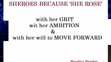 Ambitious Women -A Force to Reckon with